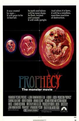 Prophecy - 27 x 40 Movie Poster - Style B
