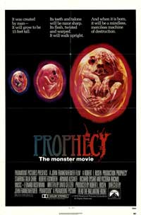 Prophecy - 43 x 62 Movie Poster - Bus Shelter Style A