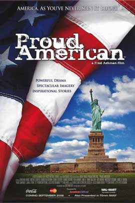 Proud American - 27 x 40 Movie Poster - Style A