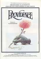 Providence - 11 x 17 Movie Poster - French Style A