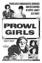Prowl Girls - 11 x 17 Movie Poster - Style A