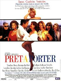 Pr�t-�-Porter - 11 x 17 Movie Poster - Spanish Style A