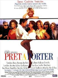 Prêt-à-Porter - 11 x 17 Movie Poster - Spanish Style A
