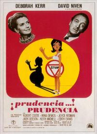 Prudence and the Pill - 11 x 17 Movie Poster - Spanish Style A