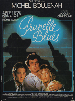 Prunelle Blues - 11 x 17 Movie Poster - French Style A