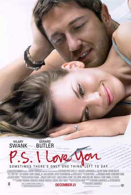 P.S., I Love You - 27 x 40 Movie Poster - Style A