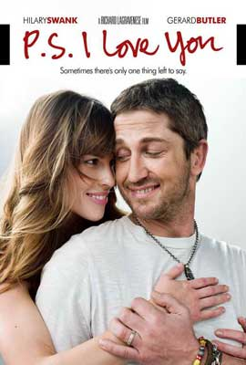 P.S., I Love You - 27 x 40 Movie Poster - Style B