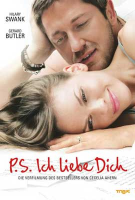 P.S., I Love You - 27 x 40 Movie Poster - German Style B