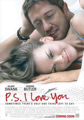 P.S., I Love You - 11 x 17 Movie Poster - Belgian Style A