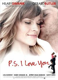 P.S., I Love You - 43 x 62 Movie Poster - Bus Shelter Style B