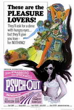 Psych-Out - 27 x 40 Movie Poster - Style A