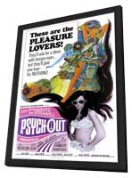 Psych-Out - 27 x 40 Movie Poster - Style A - in Deluxe Wood Frame