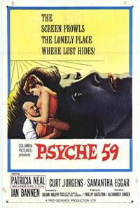 Psyche 59 - 11 x 17 Movie Poster - Style A