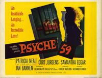 Psyche 59 - 22 x 28 Movie Poster - Half Sheet Style A
