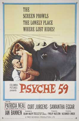 Psyche 59 - 11 x 17 Movie Poster - Style B