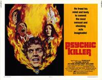 Psychic Killer - 11 x 14 Movie Poster - Style A