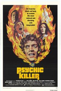 Psychic Killer - 27 x 40 Movie Poster - Style B