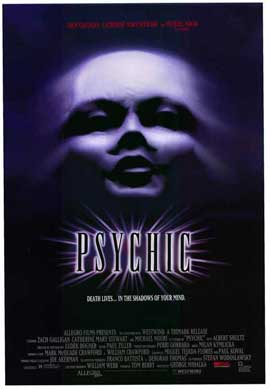 Psychic - 11 x 17 Movie Poster - Style A