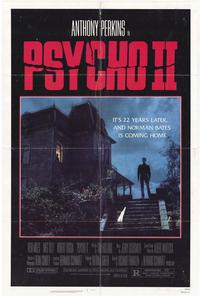 Psycho 2 - 43 x 62 Movie Poster - Bus Shelter Style A
