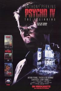 Psycho 4: The Beginning - 27 x 40 Movie Poster - Style A