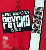 Psycho - 11 x 17 Movie Poster - Style B