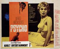 Psycho - 11 x 14 Movie Poster - Style D