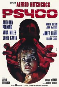 Psycho - 27 x 40 Movie Poster - Style B