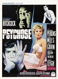 Psycho - 11 x 17 Movie Poster - Style G