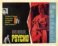 Psycho - 11 x 14 Movie Poster - Style G