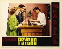 Psycho - 11 x 14 Movie Poster - Style J