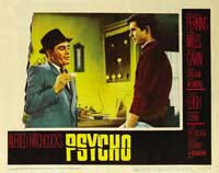 Psycho - 11 x 14 Movie Poster - Style M