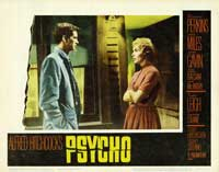 Psycho - 11 x 14 Movie Poster - Style Q