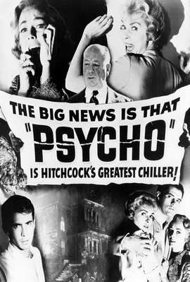 Psycho - 11 x 17 Movie Poster - Style C