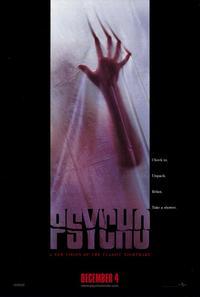 Psycho - 11 x 17 Movie Poster - Style B