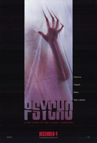 Psycho - 27 x 40 Movie Poster - Style C