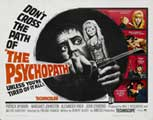 Psychopath - 22 x 28 Movie Poster - Half Sheet Style A