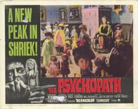 Psychopath - 11 x 14 Movie Poster - Style A