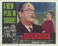 Psychopath - 11 x 14 Movie Poster - Style D