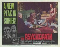 Psychopath - 11 x 14 Movie Poster - Style E
