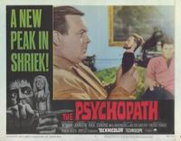 Psychopath - 11 x 14 Movie Poster - Style F