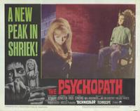 Psychopath - 11 x 14 Movie Poster - Style G