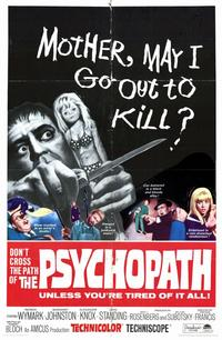 Psychopath - 11 x 17 Movie Poster - Style B