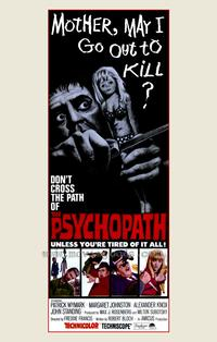 Psychopath - 27 x 40 Movie Poster - Style A