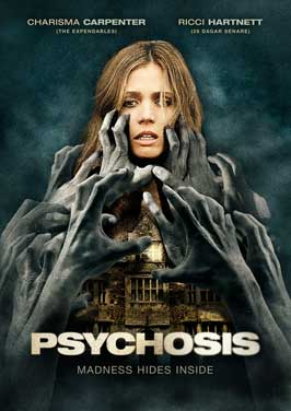 Psychosis - 11 x 17 Movie Poster - Swedish Style A