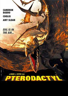 Pterodactyl - 11 x 17 Movie Poster - Swedish Style A