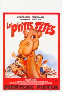 P'tites têtes, Les - 11 x 17 Movie Poster - Belgian Style A