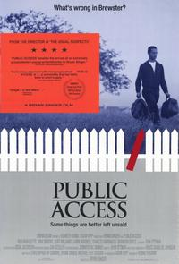 Public Access - 11 x 17 Movie Poster - Style A