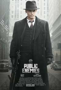 Public Enemies - 11 x 17 Movie Poster - Style A