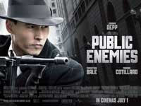 Public Enemies - 30 x 40 Movie Poster UK - Style A