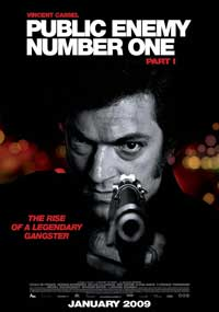 Public Enemy Number One - 11 x 17 Movie Poster - Style A